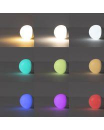 E27 SMART lamp, LED, A60, 9W, 700 lumen, 2200-4000K