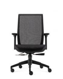 FYC 237 ERGO4 bureaustoel, met netweave rug
