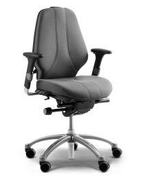 RH Logic 300 bureaustoel, alle opties, 4 uitvoeringen