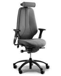 RH Logic 400 bureaustoel, alle opties, 4 uitvoeringen