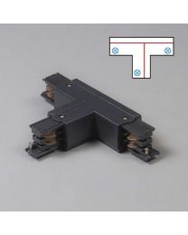 T-koppelstuk, rechts T, voor 3-fase rail