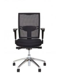 Aero EN-1335 bureaustoel, met mesh rug
