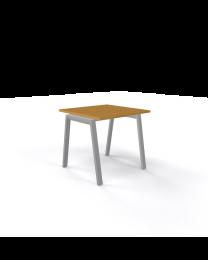 Air2 bureau, 80 x 80 cm, hoogte instelbaar