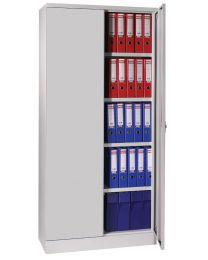 Demontabele klapdeurkast, 195 x 120 x 42 cm, meerdere kleuren leverbaar