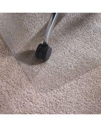 Vloermat, met nop, voor tapijt vloer, 150 x 120 cm