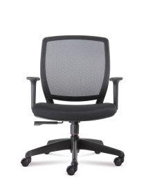 FYC 220 ECO1 bureaustoel, met netweave rug