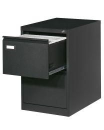 Dossier ladekast, DMK serie, 2 laden, 72x46x62 cm, A4 en folio