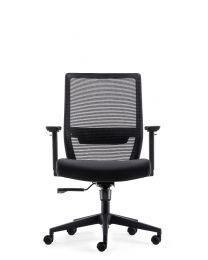 FYC 251 ECO2 bureaustoel, met netweave rug