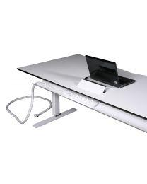 Kabelgoot, designmodel Götessons Halfpipe