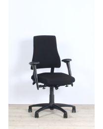 BMA Axia Office bureaustoel, zwart, NPR-1813, originele stof