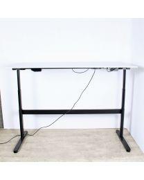 Drentea Presto elektrisch zit/sta bureau, 180x80 cm, NPR1813, lichtgrijs blad