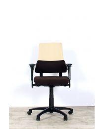 BMA Axia Office bureaustoel, NPR1813, bruin-creme
