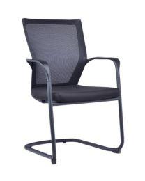 Iris slede stoel, mesh rug