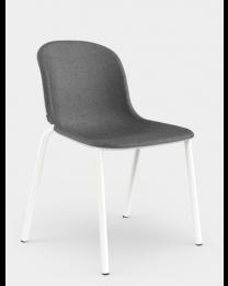 De Vorm LJ2 PET felt stackable chair