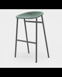 De Vorm LJ3 PET felt bar stool