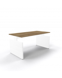 Nova bureau, 160 x 80 cm, hoogte instelbaar