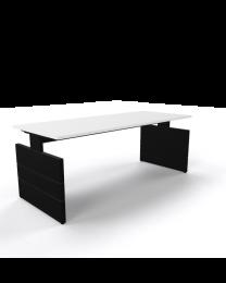 Nova bureau, 200 x 80 cm, hoogte instelbaar