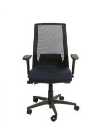 Cube Design GK20 bureaustoel, met mesh rug