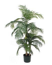 Kunstplant Palm Areca Golden Cane, 150 cm, excl. sierpot
