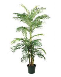 Kunstplant Palm Areca Golden Cane, 190 cm, excl. sierpot