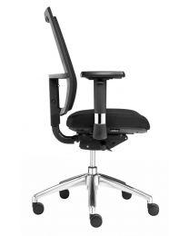 Callas NPR-1813 bureaustoel, met mesh rug