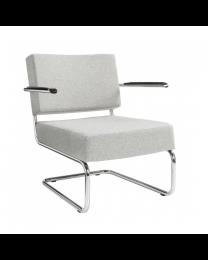 Design fauteuil in viltstof