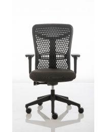 Luxy Smartback design bureaustoel, EN1335, triplex rugleuning