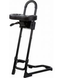 Stahulpstoel ST100, goed verstelbaar