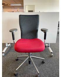 *** OPRUIMING *** Vitra T-chair bureaustoel, hele nette staat