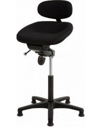 Stahulpstoel VDB200, met synchroonmechaniek