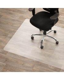 Vloermat, zonder nop, voor harde vloer, 150 x 120 cm